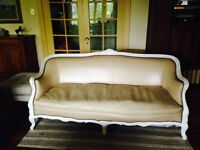 beautiful sofa/couch and chair