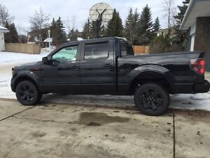 2013 Ford F-150 SuperCrew ROUSH FX4 Pickup Truck
