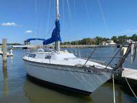 "1975 Dufour 30'10"" Sailboat - Inboard Diesel - Maryland"