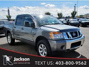 2014 Nissan Titan SV - Back-up Cam, Bluetooth, LOW KM!