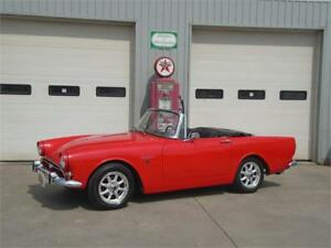 1968 Sunbeam Alpine Series V
