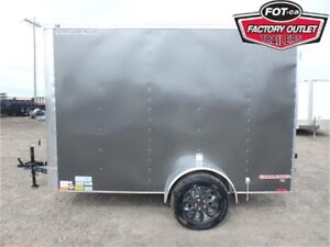 *2018* 6 X 10 -*CHALLENGER*- by Cargo Mate - Barn Doors *TAX IN*