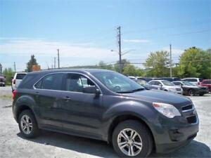 LOW MILEAGE! EASY TO FINANCE!2010 Chevrolet Equinox LS