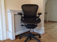 Herman Miller Aeron Office Chair - Immaculate Condition