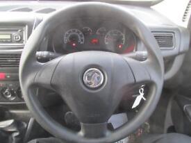 Vauxhall Combo 2000 L1 H1 1.3 Cdti 16V Sportive Van DIESEL MANUAL SILVER (2014)