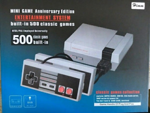 Console classic mini nes Nintendo