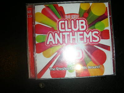 The Best Club Anthems 05, Double CD, 43 tracks Virgin