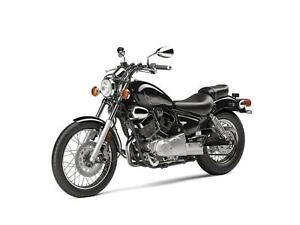 Brand New 2015 Non Current Yamaha V-Star 250 (2 in stock)
