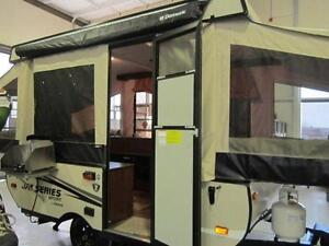 2016 13 FT JAYCO JAY SERIES SPORT 10 SD TENT TRAILER