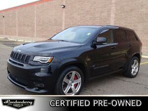 2017 Jeep Grand Cherokee AWD SRT8 Accident Free,  Navigation (GP
