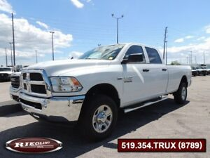 2017 Dodge Ram 2500 Heavy Duty Crew Cab 4x4