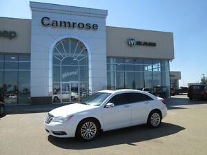2012 Chrysler 200 LIMITED; Remote Start System, Keyless Entry,