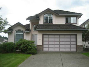 Two story upstairs suit in Coquitlam