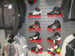 Alpine Star riding gear is on clearance, Cooper's Motorsports!
