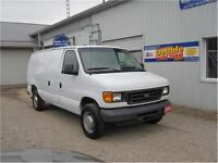 2006 Ford Econoline Cargo Van|MUST SEE|NO ACCIDENTS