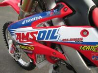 HONDA CRF 250X 2011 ELECTRIC START ROAD REG'ED ENDURO PX TO CLEAR @RPM OFFROAD