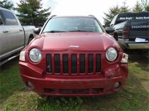 2008 Jeep Compass North Edition - Certified