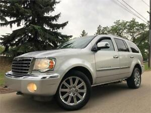 2007 Chrysler Aspen Limited HEMI = DVD - SUNROOF - HEATED SEATS