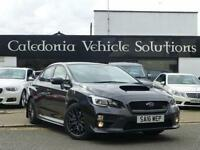 2016 16 SUBARU WRX STI 2.5 TYPE UK 4D 300 BHP