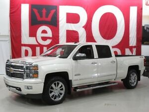 Chevrolet Silverado 1500 HIGH COUNTRY 4X4 5.3L 2014