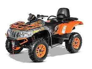 ARCTIC CAT TRV 700 LTD