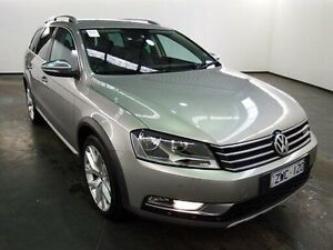 2013 Volkswagen Passat 3C MY13.5 130 TDI Highline Silver 6 Speed Direct Shift Wagon Albion Brimbank Area Preview