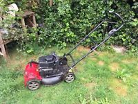mountfield petrol lawn mower GOOD RUNNER large cut