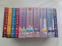 Friends Fans ** Collection of Friends DVD's, Series 1-10