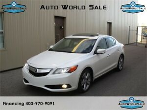 2013 ACURA ILX | PREMIUM -Leather|Camera-