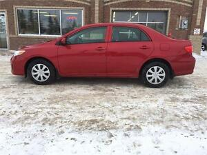 2011 Toyota Corolla. BRAND NEW WINTER TIRES!ONE OWNER.BIG SAVE