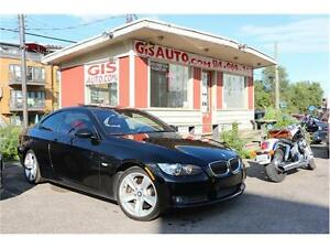 2009 BMW Série 3 335i xDrive COUPE SPORT CUIR  ROUGE