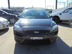 2008 Ford Focus LT Zetec Black 4 Speed Automatic Hatchback Granville Parramatta Area Preview