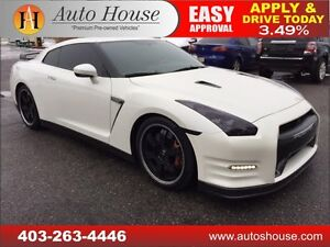 2014 NISSAN GTR NAVIGATION BACKUP CAMERA 90 DAYS NO PAYMENT