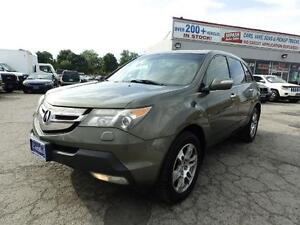 2007 Acura MDX 7 PASSENGER FULLY LOADED CERTIFIED E-TESTED