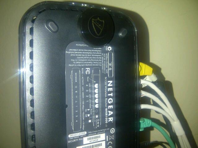 Laptop/Router EMF-RF Shield
