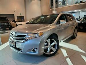 2016 Toyota Venza LE V6 AWD-ONLY 48KM-1 OWNER-NEW TIRES-WARRANTY