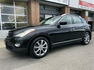 2012 INFINITI EX35 PREMIUM * NAVIGATION * LEATHER