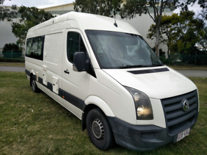 VW Crafter - Talvor 2 Berth Motorhome Eagle Farm Brisbane North East Preview
