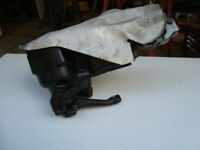 BMW 5 series Powered steering. E34 servotronic 1137495. Land rover powered steering conversion.