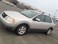 2007 Ford FreeStyle/Taurus X SEL Wagon