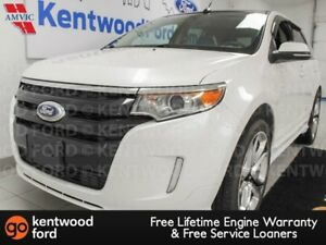 2013 Ford Edge Sport AWD, NAV, sunroof, heated power leather sea