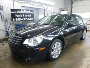 2010 Chrysler Sebring LIMITED cuir.toit, $28.80/sem+taxes