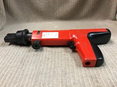 Hilti Dx200 Piston Drive Tool Powder Actuated Good Condition Free Shipping