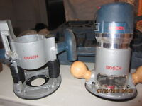 Bosch TOUPIE ROUTER 1617EVS 2.25 HP Fixed-Base
