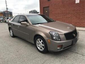 2006 Cadillac CTS 3.6L LOW KM! CERTIFIED! CLEAN! FULL OPTION!