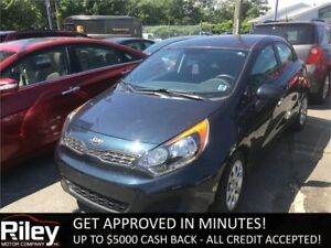 2014 Kia Rio LX STARTING AT $91.41 BI-WEEKLY