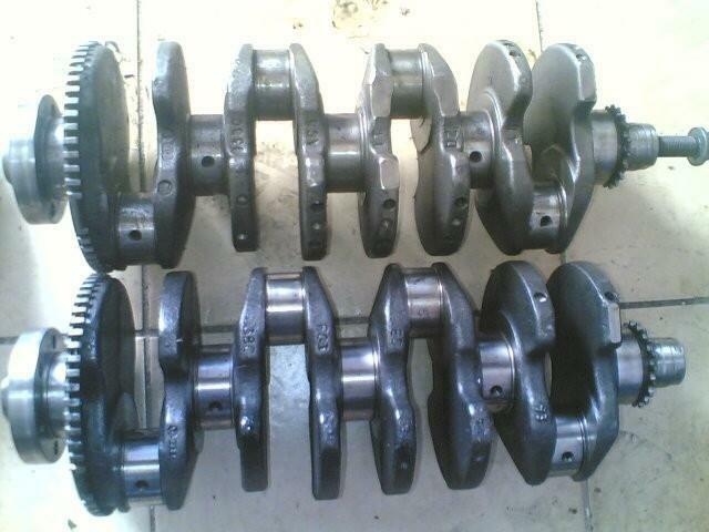 polo 1.9 tdi engine  crankshafts