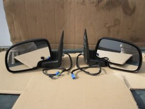Chevy Silverado 1500 Mirror set.