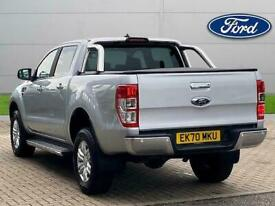 2020 Ford Ranger Pick Up Double Cab Limited 1 2.0 Ecoblue 170 Auto Double Cab Pi