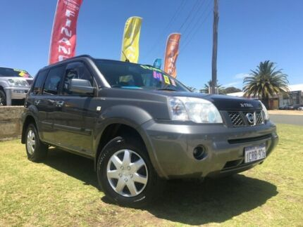 2007 Nissan X-Trail T30 II MY06 ST Grey 4 Speed Automatic Wagon Wangara Wanneroo Area Preview